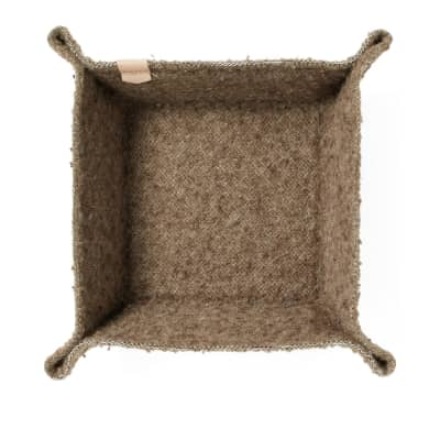 Maple Casentino Wool Desk Tray