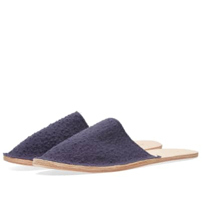 Maple Casentino Wool Slipper