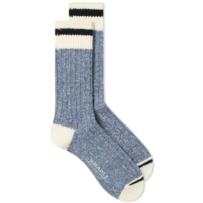 Maple Heritage Sock