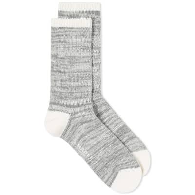 Maple Hikisoroe Sock