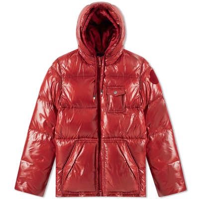 Moncler Genius 2 Moncler 1952 Apremont Hooded Down Jacket