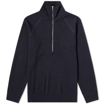 S.N.S. Herning Standard 1/4 Zip Sweat