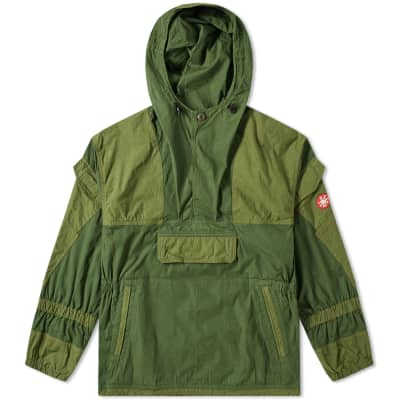 Cav Empt Panelled Popover Jacket