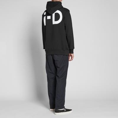 i-D Logo Hoody
