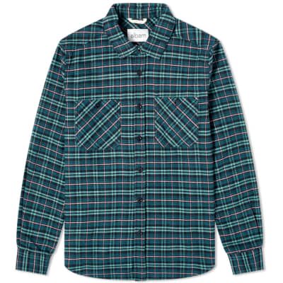 Albam Checked Craft Shirt