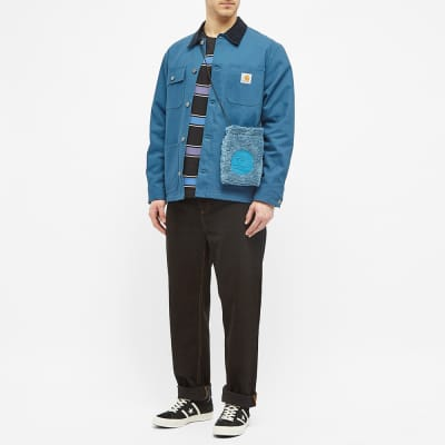 Billionaire Boys Club Fleece Pouch