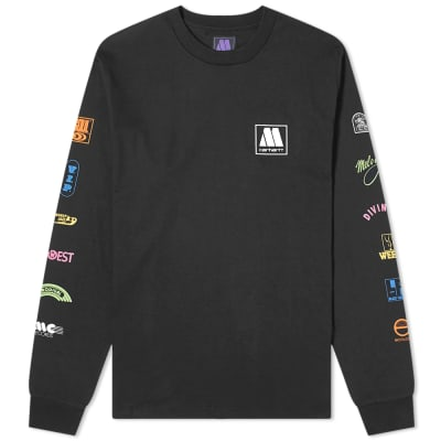 Carhartt WIP x Motown Long Sleeve Sublabels Tee