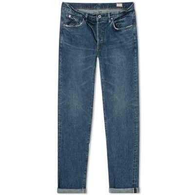 Edwin E-Standard Regular Tapered Jean