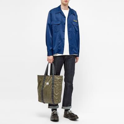 Post Overalls Nylon Tote Bag