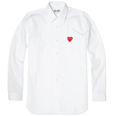 Comme des Garçons Play Basic Shirt
