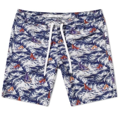 "Onia Charles 7"" Mediterranean Swim Short"