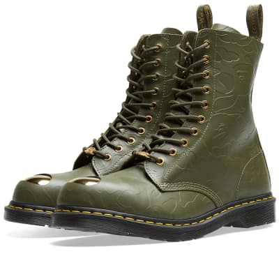 Dr. Martens x Bape 1490 Boot