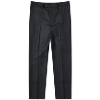 Raf Simons Slim Fit Turn Up Trouser