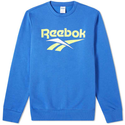 Reebok Vector Crew Sweat