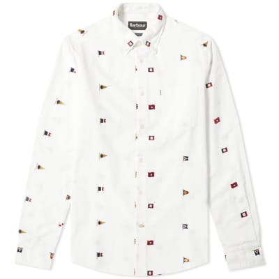 Barbour Oxford Flag Shirt