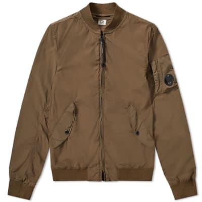 C.P. Company Nycra Bomber Jacket