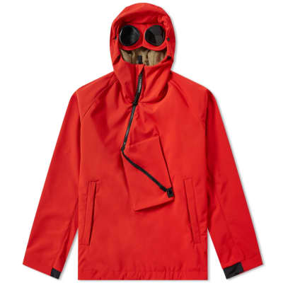 C.P. Company Soft Shell Pullover Goggle Anorak