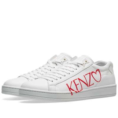 Kenzo Tennix Valentine's Day Sneaker