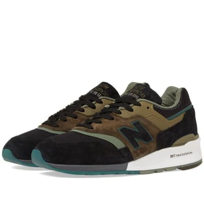 New Balance M997PAA 'Military Pack' - Made in USA