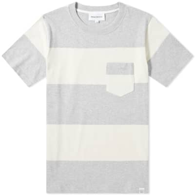 Norse Projects Johannes Block Stripe Tee