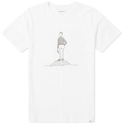 Norse Projects x Daniel Frost Ralph Tee