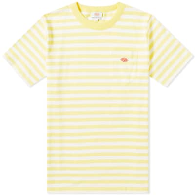 Armor-Lux x United Arrows Stripe Pocket Tee