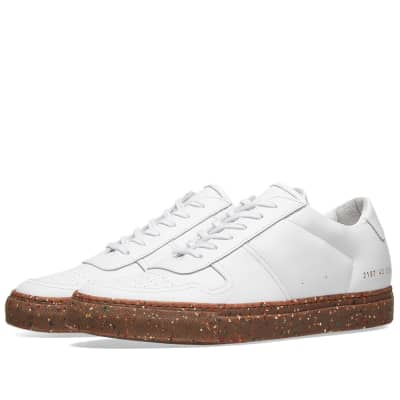 Common Projects B-Ball Low Camo Sole