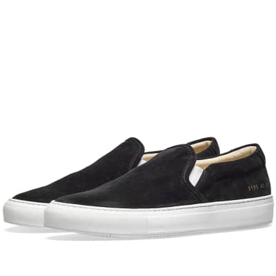 Common Projects Slip On Suede