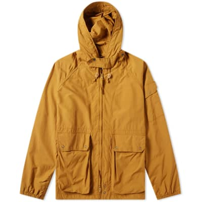 Engineered Garments Atlantic Coated Nylon Parka