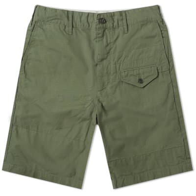 Engineered Garments Gurkha Solid Short