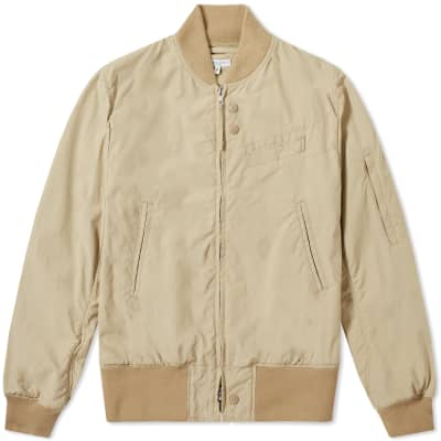 Engineered Garments Nylon Aviator Taffeta Jacket