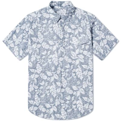 Engineered Garments Popover Floral Shirt