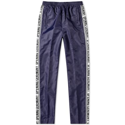 Opening Ceremony Taped Logo Warm Up Pant