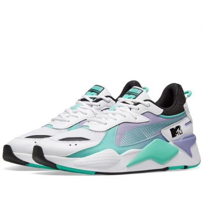 Puma x MTV RS-X Tracks