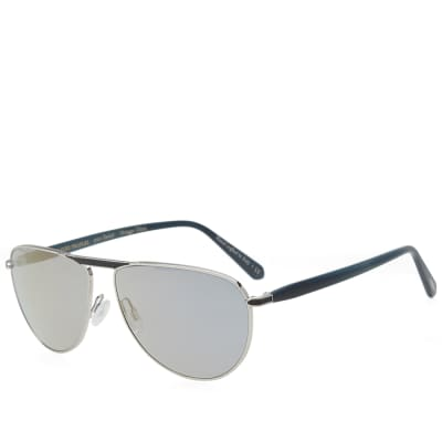 Oliver Peoples x Berluti Conduit Street Sunglasses