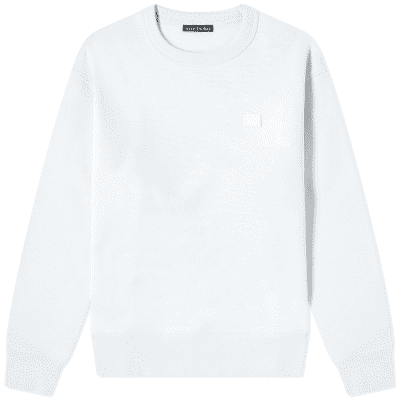 Acne Studios Fairview Face Crew Sweat