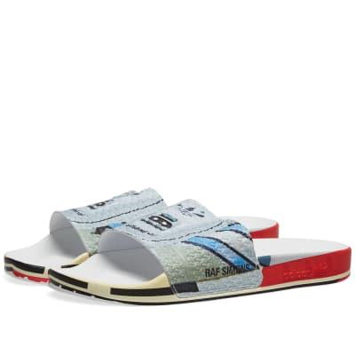 Adidas x Raf Simons Micro Adilette