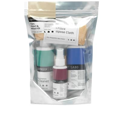 Liquiproof Clean, Protect & Refresh Kit