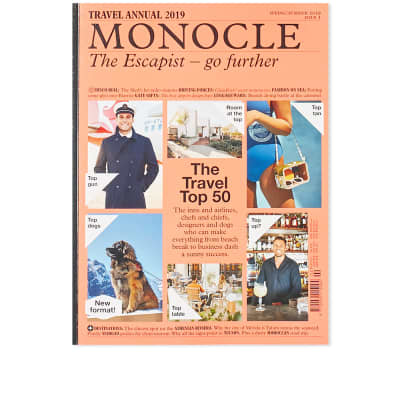 Monocle The Escapist 'Travel Annual 2019'