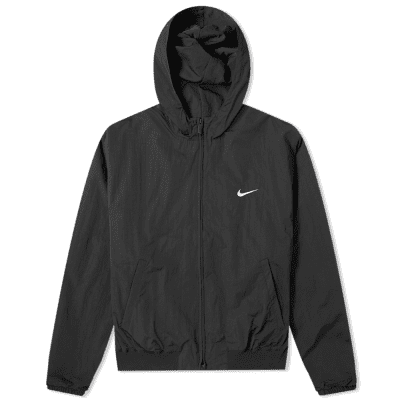 Nike x Fear Of God Hooded Bomber Jacket