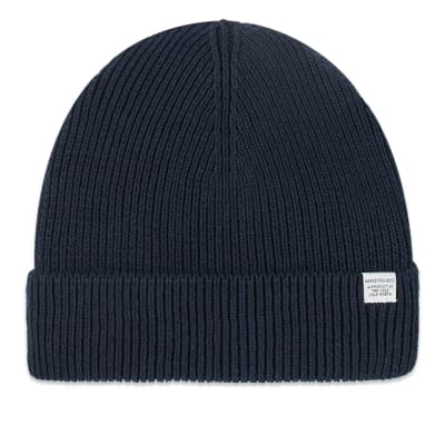 Norse Projects Cotton Watch Beanie