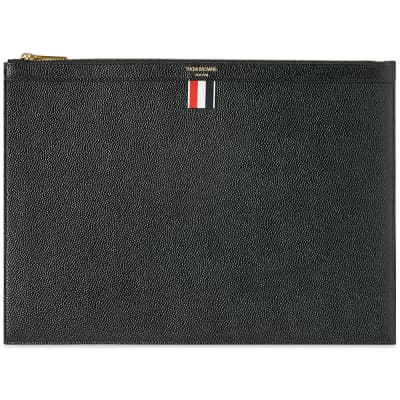 Thom Browne Zip Folio