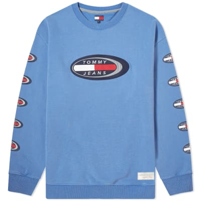 Tommy Jeans Summer Oval Sweat