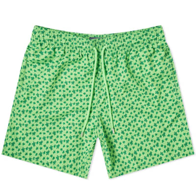 Vilebrequin Mahina Repeat Print Turtle Swim Short