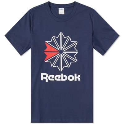 Reebok Retro Starcrest Tee
