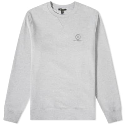 Belstaff Embroidered Logo Sweat