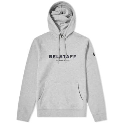 Belstaff Printed Logo Popover Hoody