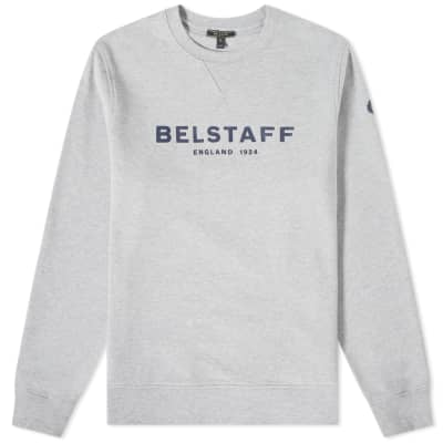 Belstaff Printed Logo Sweat