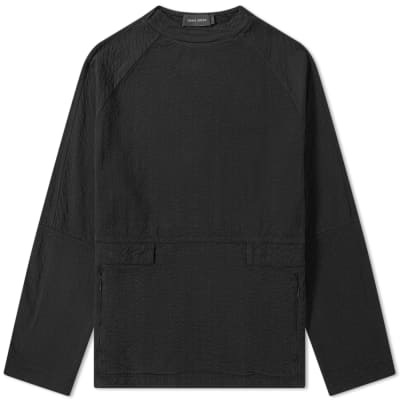 Craig Green Line Stitch Slash Neck Jacket