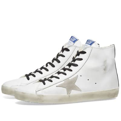 Golden Goose Francy Leather Hi Sneaker
